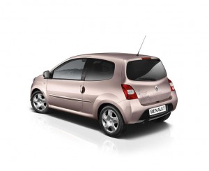 official photo renault twingo miss sixty