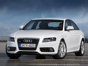 official picture 2011 Audi A4