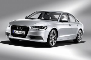 official photo 2012 audi a6