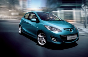photo 2011 Mazda 2 Twenty-Eleven facelift