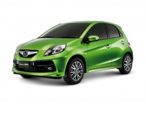 official photo 2011 honda brio