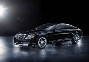 official photo xenatec maybach coupe