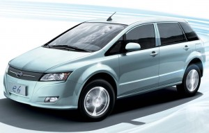 official photo byd e6 premium